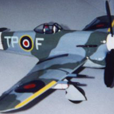 KIT # 29. HAWKER TYPHOON IB