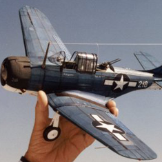 KIT # 34. DOUGLAS SBD-3/5 DAUNTLESS