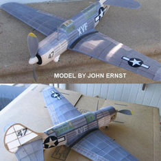 KIT # 44 THE CURTISS SB2C-4 HELLDIVER