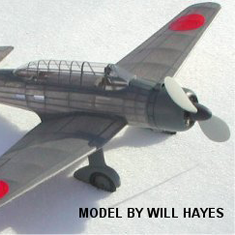 KIT # 45 THE MITSUBISHI Ki-30 ANN