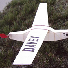 KIT # NS-1. DAVEY FUN FLYER